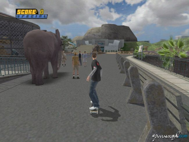 Tony Hawk's Pro Skater 4 - Screenshots - Bild 9