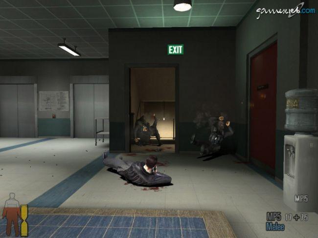 Max Payne 2: The Fall of Max Payne - Screenshots - Bild 2