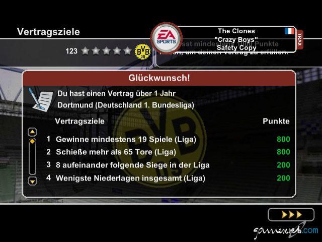 FIFA 2004 - Screenshots - Bild 3