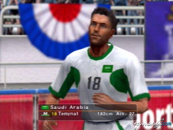 Pro Evolution Soccer 3 - Screenshots - Bild 10