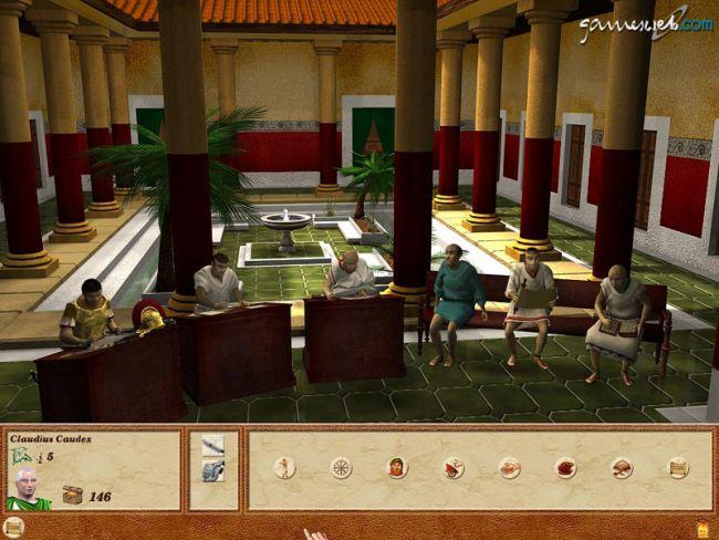 Pax Romana  Archiv - Screenshots - Bild 3