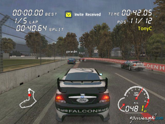 DTM Race Driver: Directors Cut LIVE  Archiv - Screenshots - Bild 5