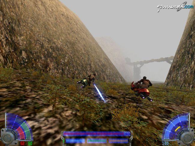 Star Wars Jedi Knight: Jedi Academy - Screenshots - Bild 13