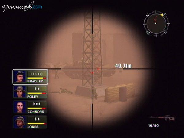 Conflict: Desert Storm 2 - Screenshots - Bild 11