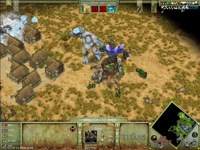 Age of Mythology - Screenshots - Bild 13