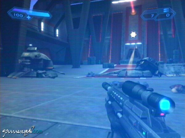 Mace Griffin Bounty Hunter - Screenshots - Bild 8