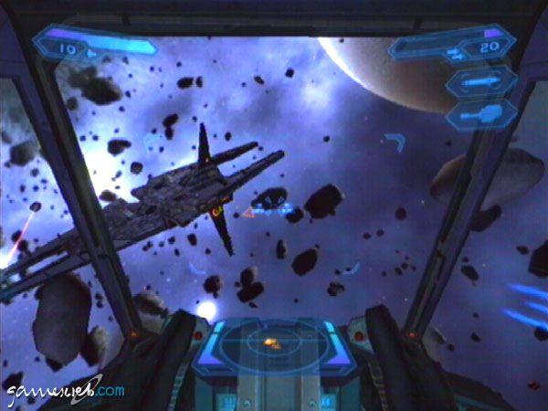 Mace Griffin Bounty Hunter - Screenshots - Bild 7