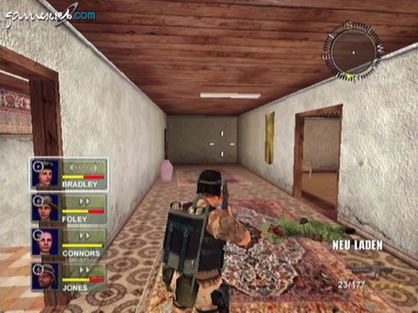 Conflict: Desert Storm 2 - Screenshots - Bild 4