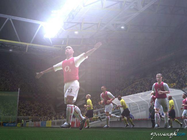 FIFA 2004 - Screenshots - Bild 10