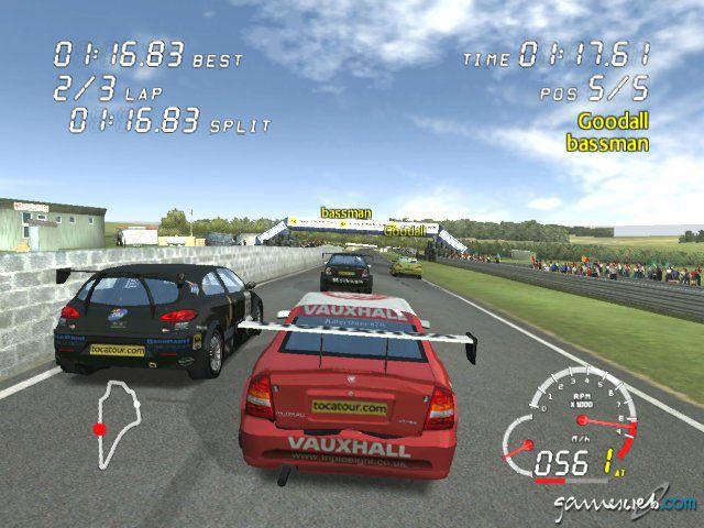 DTM Race Driver: Directors Cut LIVE  Archiv - Screenshots - Bild 4