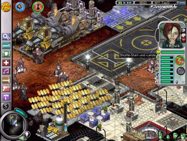 Space Colony - Screenshots - Bild 4