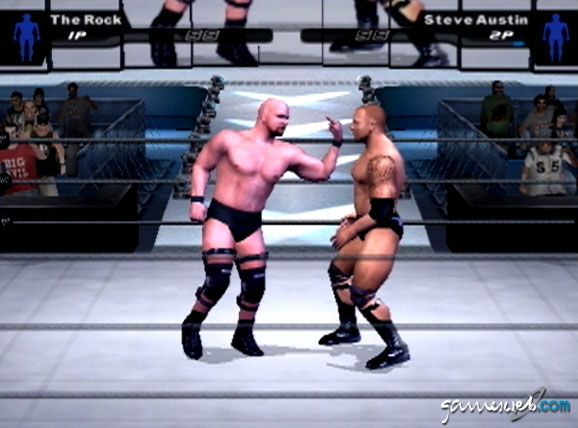 WWE SmackDown! Here Comes the Pain  Archiv - Screenshots - Bild 2