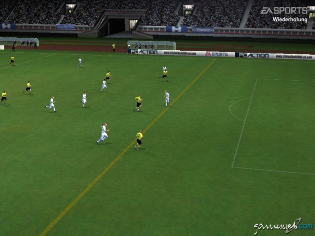 FIFA 2004 - Screenshots - Bild 15