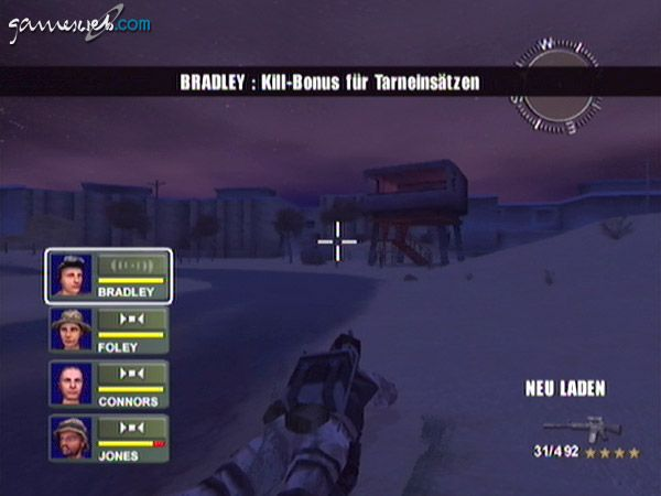 Conflict: Desert Storm 2 - Screenshots - Bild 6