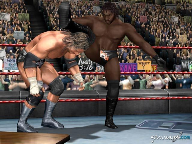 WWE Wrestlemania XIX - Screenshots - Bild 3