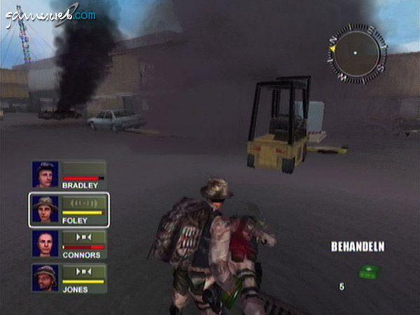 Conflict: Desert Storm 2 - Screenshots - Bild 12