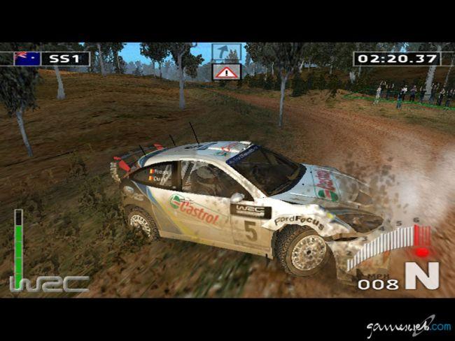 WRC 3 - Screenshots - Bild 2