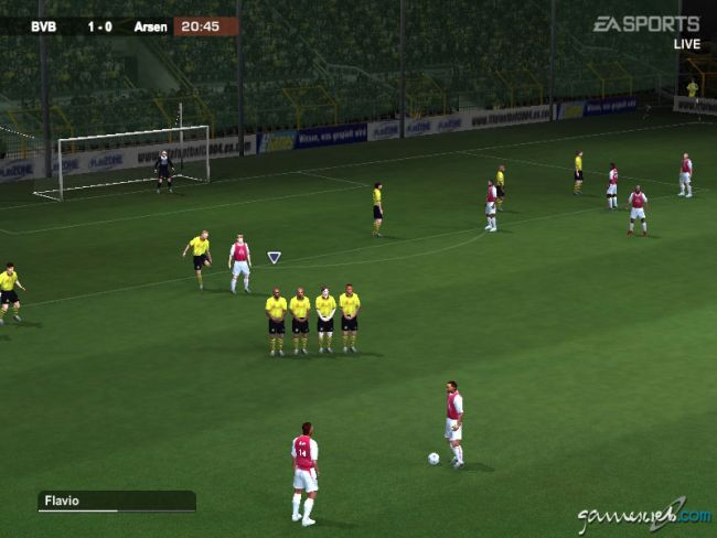 FIFA 2004 - Screenshots - Bild 7