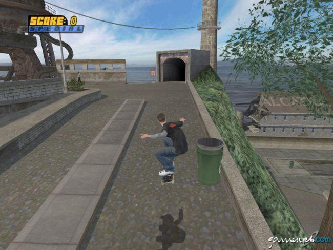 Tony Hawk's Pro Skater 4 - Screenshots - Bild 6