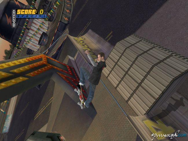 Tony Hawk's Pro Skater 4 - Screenshots - Bild 11