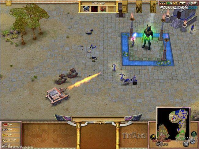 Age of Mythology - Screenshots - Bild 7