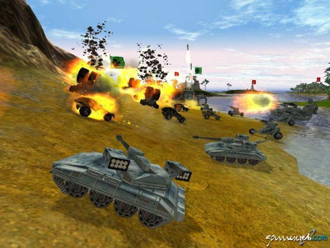 Massive Assault  Archiv - Screenshots - Bild 2