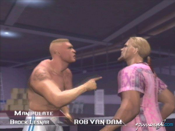 WWE Raw 2 - Screenshots - Bild 8