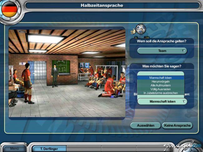 Anstoss 4 Edition 03/04 - Screenshots - Bild 7