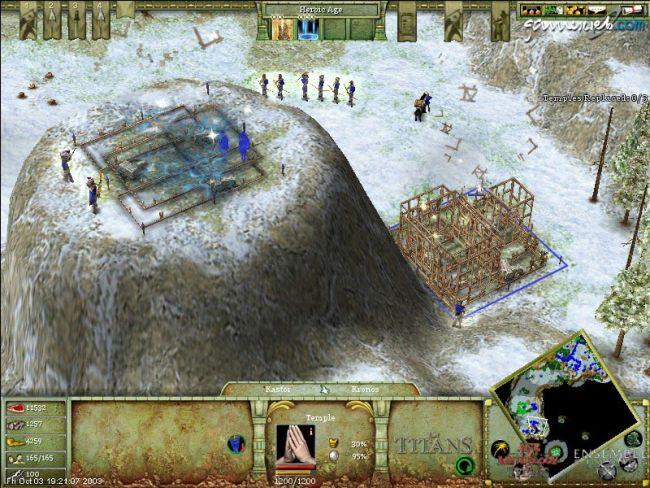 Age of Mythology - Screenshots - Bild 5