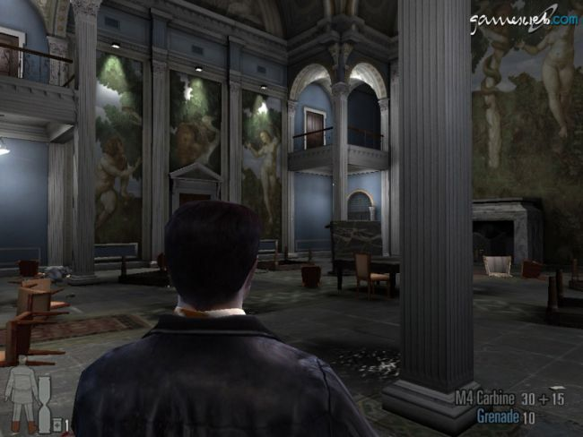 Max Payne 2: The Fall of Max Payne - Screenshots - Bild 3