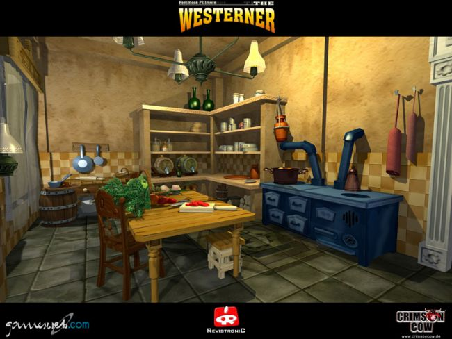 Fenimore Fillmore: The Westerner  Archiv - Screenshots - Bild 14