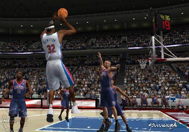 ESPN NBA Basketball 2K4 - Screenshots - Bild 3