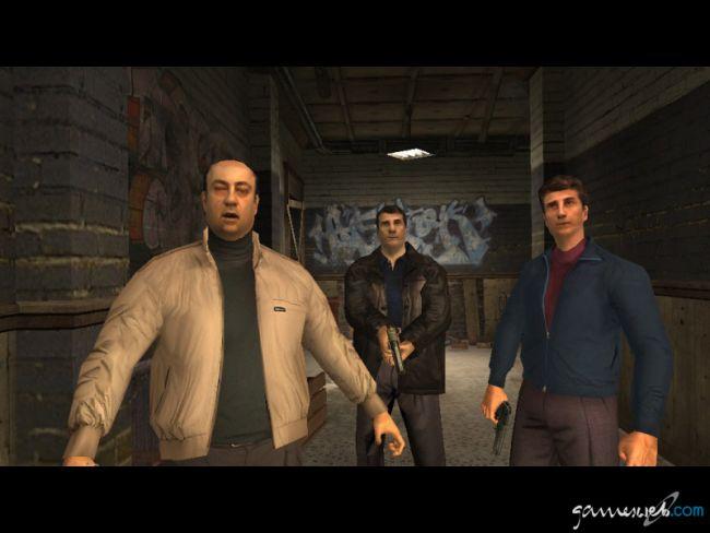 Max Payne 2: The Fall of Max Payne - Screenshots - Bild 8