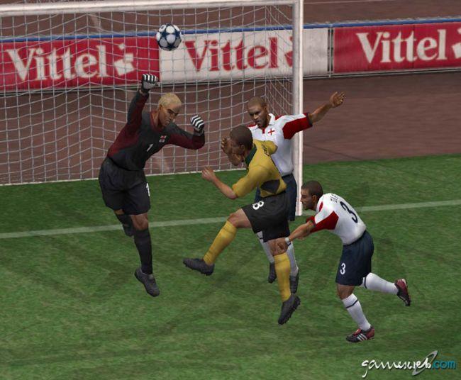 Pro Evolution Soccer 3  Archiv - Screenshots - Bild 4