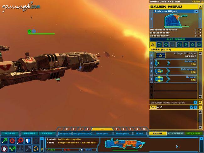 Homeworld 2 - Screenshots - Bild 11