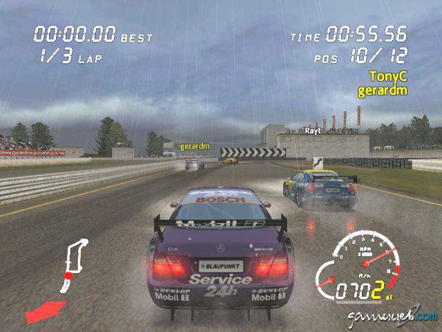 DTM Race Driver: Directors Cut LIVE  Archiv - Screenshots - Bild 3