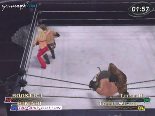 WWE Raw 2 - Screenshots - Bild 7