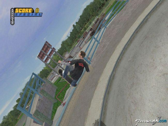 Tony Hawk's Pro Skater 4 - Screenshots - Bild 7