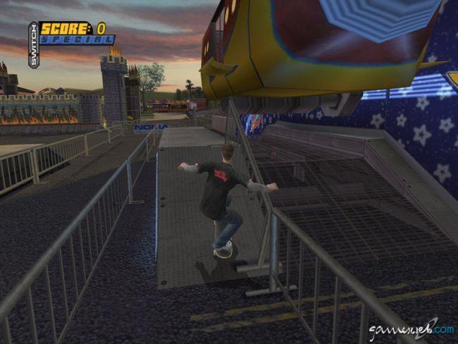 Tony Hawk's Pro Skater 4 - Screenshots - Bild 10