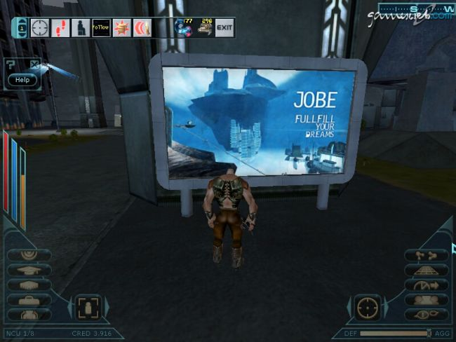 Anarchy Online - Screenshots - Bild 2
