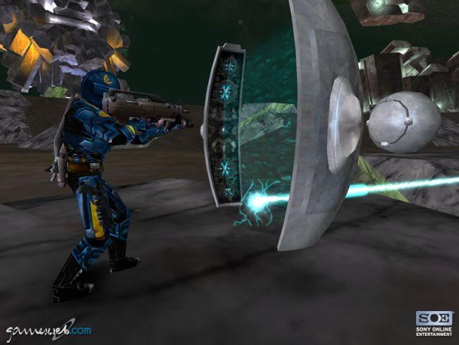 PlanetSide: Core Combat  Archiv - Screenshots - Bild 8