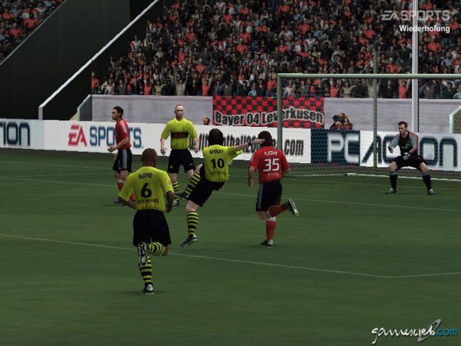FIFA 2004 - Screenshots - Bild 9