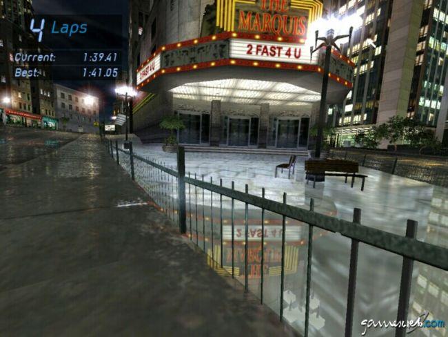 Need for Speed: Underground - Screenshots - Bild 10