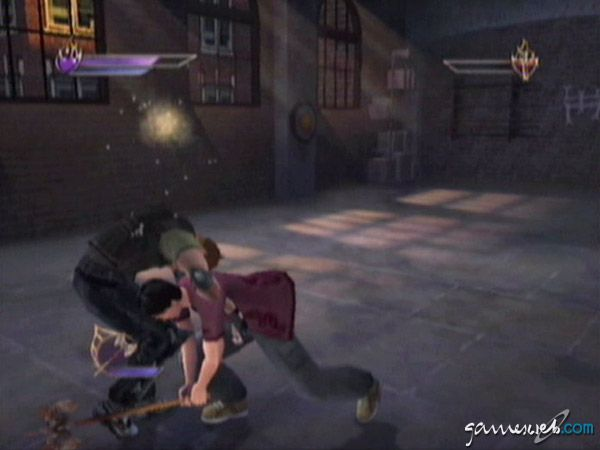 Buffy the Vampire Slayer: Chaos Bleeds - Screenshots - Bild 3