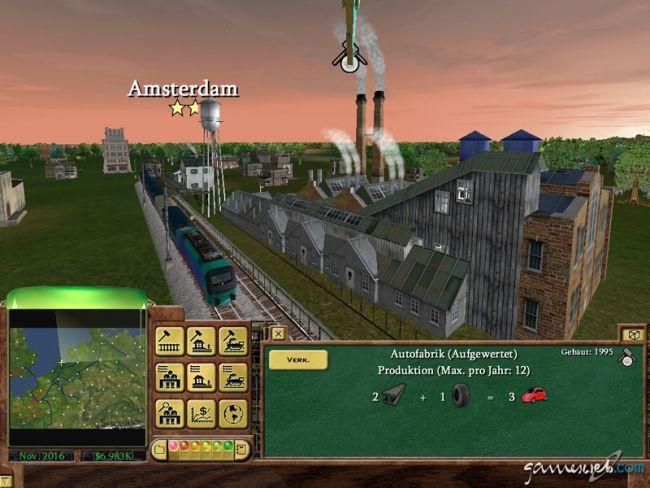 Railroad Tycoon 3 - Screenshots - Bild 10