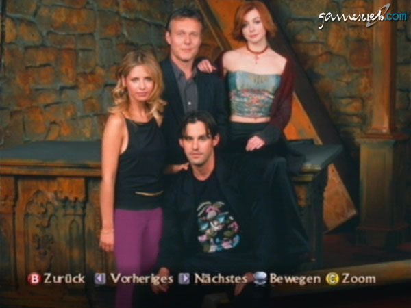 Buffy the Vampire Slayer: Chaos Bleeds - Screenshots - Bild 9