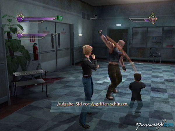 Buffy the Vampire Slayer: Chaos Bleeds - Screenshots - Bild 5