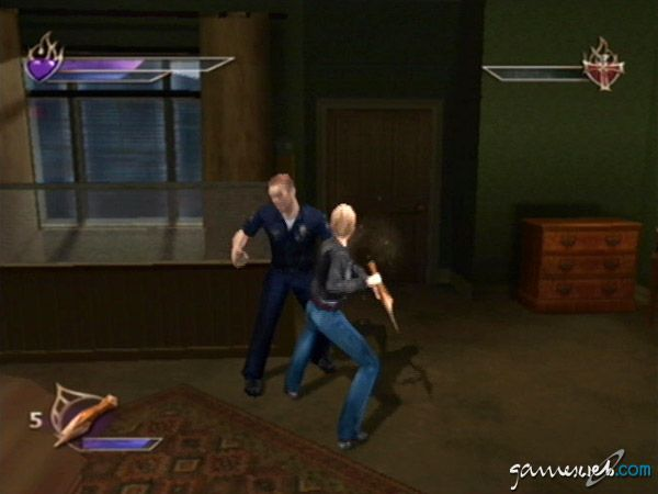 Buffy the Vampire Slayer: Chaos Bleeds - Screenshots - Bild 6