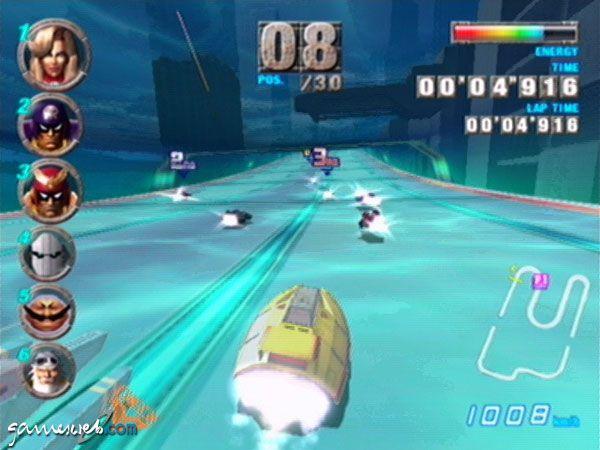 F-Zero GX - Screenshots - Bild 6