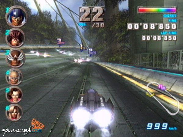 F-Zero GX - Screenshots - Bild 11